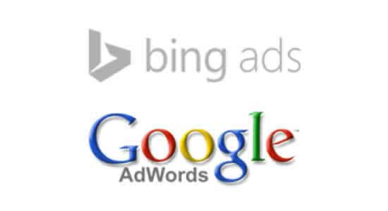 bing Ads und Google AdWords