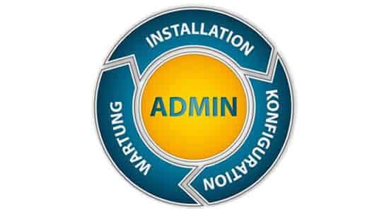 Shopsystem: Installation, Wartung und Konfiguration