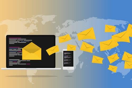 Mails bei Domainumzug